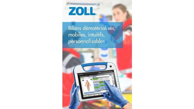 ZOLL Data Systems: une solution numérique pour sauver plus de vies